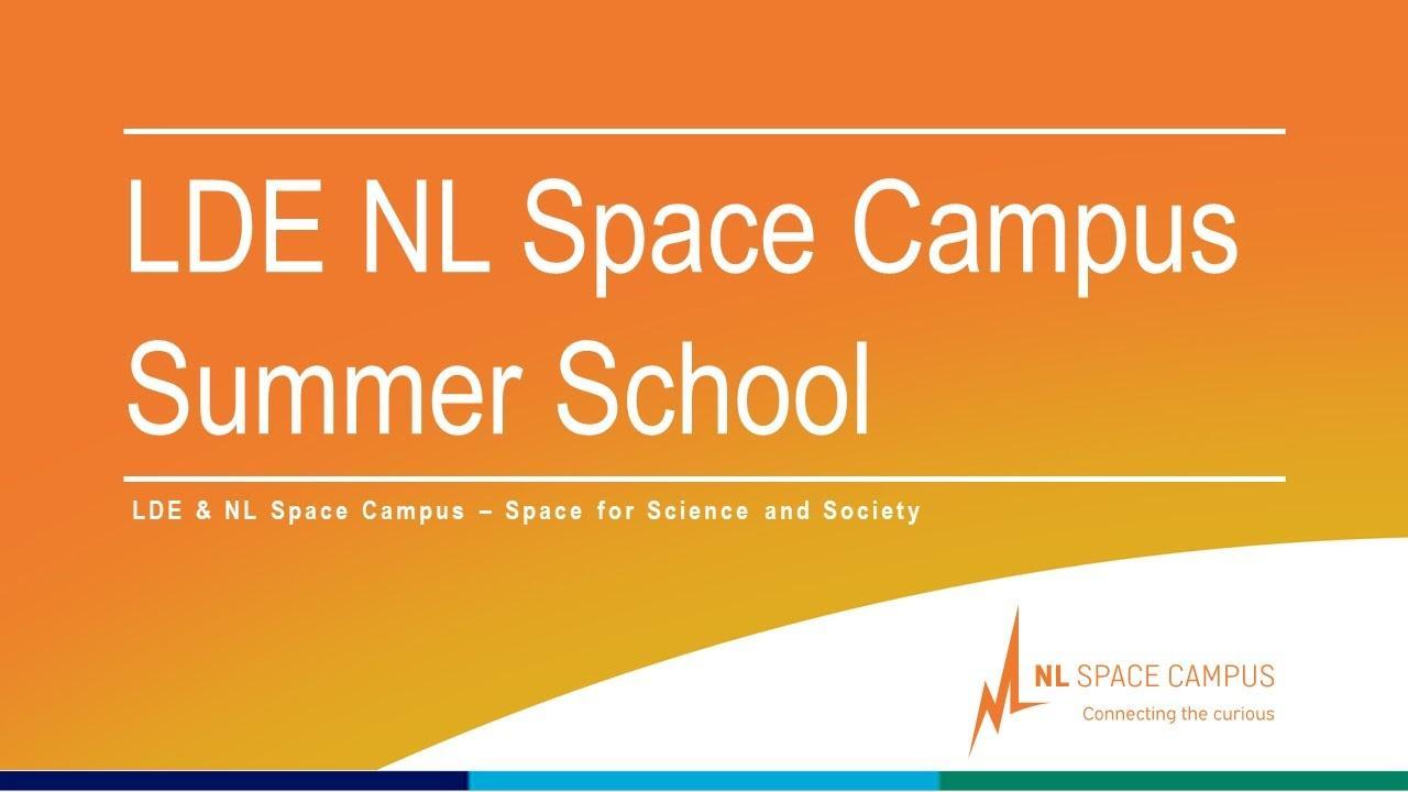 space summer school
